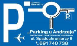 parkingi przy lotnisku